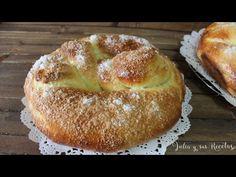 JULIA Y SUS RECETAS: Lluecas, dulce típico de Mota del Cuervo-Cuenca