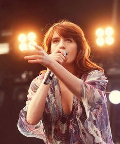 #FlorenceWelch and her outstanding performances
