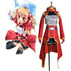 6e0e2e8502 Sword Art Online SAO Beastmaster Silica Cosplay Costume Sao Cosplay, Cosplay  Costumes For Sale,