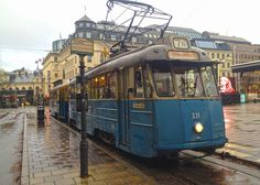 """Ride the café tram in Stockholm"" by Katja Presnal on @findery. one of our…"