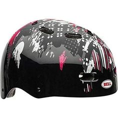 Bell Sports Bike Candy Youth Helmet, Multi-Colored - Works great when you need it. Built well and with good materials. Cool Bike Helmets, Helmets For Sale, Kids Helmets, Cycling Helmet, Bicycle Helmet, Specialized Bikes, Clocks For Sale, Modern Area Rugs, Sport Bikes