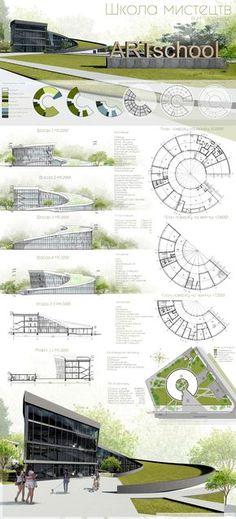 Plan Concept Architecture, Model Architecture, Architecture Presentation Board, Architecture Concept Drawings, Landscape Architecture Design, Architecture Graphics, Futuristic Architecture, School Architecture, Architectural Presentation