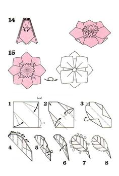 917 best origami flowers plantas images on pinterest origami all about flowers in one place wallpapers pictures origami planting guides mightylinksfo