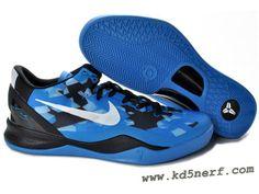 Nike Zoom Kobe 8 Elite Lifestyle Royal Blue Black Hot