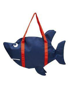 Childrens Bags Boys Bags Girls Bags   Shark Bag   Seed Heritage  Gabey swim bag
