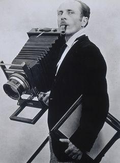 Tina Modotti. Portrait of Edward Weston, c. 1924