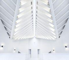 Nanjing Wanjing Garden Chapel. Location: Nanjing, Jiangsu, China; firm: AZL Architects photos: Yao Li; year: 2014