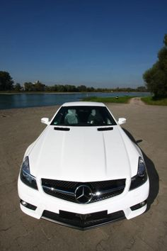 Slammed Mercedes Benz SL R230 by PP Exclusive #2