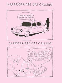 18 Kickass Illustrated Responses To Street Harassment