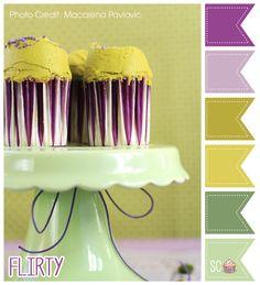 Flirty Color Palette - Inspire Sweetness http://www.inspiresweetness.blogspot.com/2013/11/flirty-color-palette.html