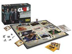 Supernatural Clue - Supernatural Games