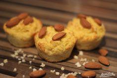 LCHF-Mufffins Keto Cupcakes, Lchf, Sugar Free Treats, Keto Snacks, Low Carb, Breakfast, Sweet, Desserts, Bakken