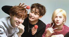 Seungyeon & Sungjoo & Yibo