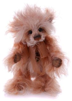 """Charlie Bear Minimo """"Yorkshire Pud"""" 8 inches"""