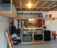 Elegant Garage Workbench Benefits Diy Garage Work Bench, Garage Storage, Garage  Organization Systems, Diy