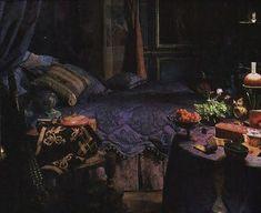 Goth Bedroom, Room Ideas Bedroom, Bedroom Decor, Dark Cozy Bedroom, Bedroom Eyes, Bedroom Stuff, Bedroom Black, Dream Rooms, Dream Bedroom