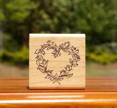 Heart of Roses Wood Mounted Rubber Stamp by Embossing Arts Valentine's Day  | eBay