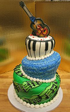 Musician Birthday by donbuciak, via Flickr