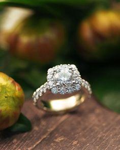 49 Utterly Gorgeous Engagement Ring Ideas ❤ engagement ring ideas diamond engagement ring ideas1 #weddingforward #wedding #bride