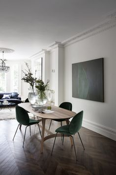 Old meets new in this grandiose 19th-century London property