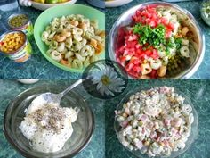 Kulinarne Szaleństwa Margarytki: Sałatka z tortellini