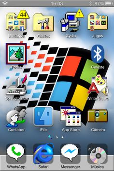 Windows 98 Plus – o tema Windows 98 pentru iDevice-ul tau!