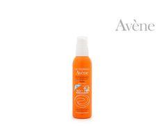Avène Solar spray pediátric SPF50+ 200ml - Protect solar facial y corp infantil pa pieles sensibl.
