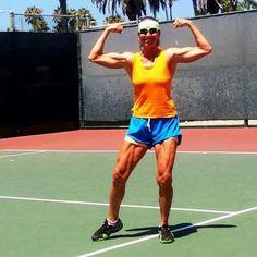 Suzanna McGee: #Vegan #Tennis #Player & #Trainer