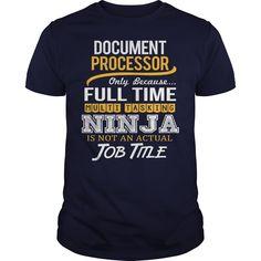 (Top Tshirt Charts) Awesome Tee For Document Processor [Tshirt Sunfrog] Hoodies, Funny Tee Shirts