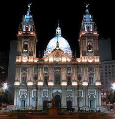 Igreja da Candelária-RIO DE JANEIRO