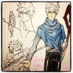 older jack. I WILL CONTINUE TO PIN PICTURES OF JACK FROST