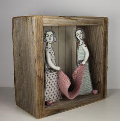 Cindy Steiler - diorama