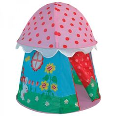 Loving this pop up play tent for girls age 3