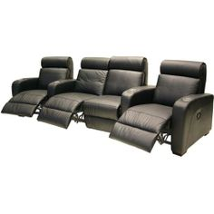 8071 Contemporary Leather Theater Seating Group by HTL Home Cinema Seating, Cinema Seats, Theater Seating, Home Cinemas, Home Theater, Recliner, Contemporary, Chair, Group