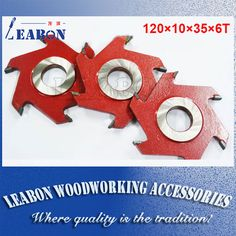 $44.82 (Buy here: https://alitems.com/g/1e8d114494ebda23ff8b16525dc3e8/?i=5&ulp=https%3A%2F%2Fwww.aliexpress.com%2Fitem%2F10-mm-Height-Good-Quality-TCT-Lot-Cutter-Shaper-Cutter-Head-for-Woodworking-Machine-120-10%2F32717930197.html ) 10 mm Height  Good Quality TCT  Lot Cutter  Shaper Cutter Head for Woodworking Machine 120*10*35*6T   Free Shipping  for just $44.82