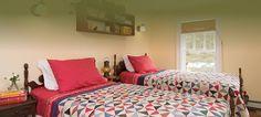 Chamomile Room Great for Girlfriend Weekend Getaways in Upstate New York