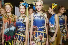 Discover Dolce & Gabbana Spring Summer 2016 Womenswear Fashion Collection on Dolcegabbana.com.