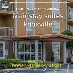 The fresh, light ambiance of our guest rooms will put you in vacation mode! or reservation Visit our website:- mainstayknoxville.com OR Contact:- +1 (865) 247-0222. #mainstay #hotel #motel #knoxville #suites #Tennessee #mainstay #explore #magicalcity #stay #contactusnow📲 #book #booknow‼️