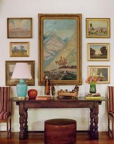 The Lovely Side: 12 Artful Arrangements, Gallery Style