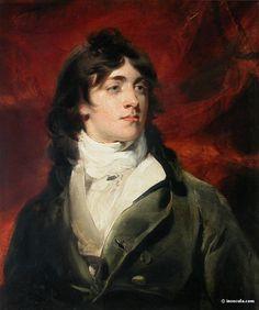 Thomas Lawrence Paintings   Lawrence - Charles William Bell :: Thomas Lawrence :: Allpaintings Art ...