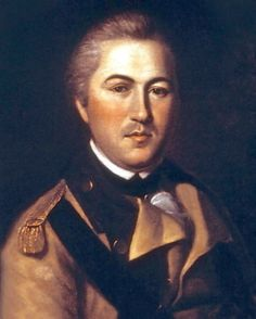U.S. Gen. Henry 'Lighthorse Harry' Lee, Father of Robert E. Lee r