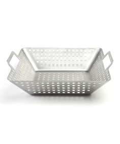 Look at this Stainless Steel Large Square Wok on #zulily today!