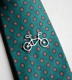 bike tie tack