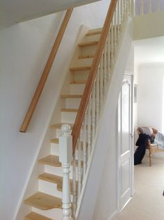 space saving loft stairs - Google Search