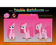 Apple Pie Puppet Rigs by Omentallic Our Friendship, My Little Pony Friendship, Some Beautiful Pictures, Little Poney, Mlp My Little Pony, Pinkie Pie, Cool Art, Awesome Art, Kids Shows