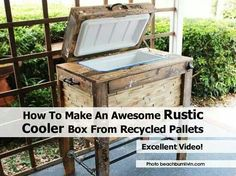 Awesome cooler