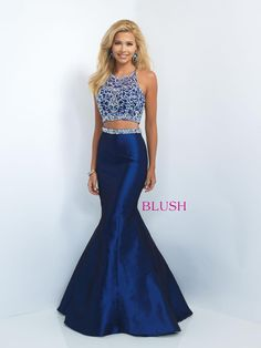 Blush Prom 11077