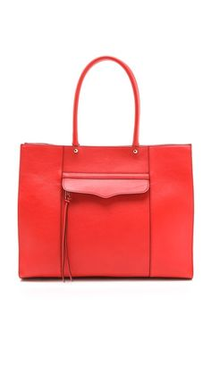 Rebecca Minkoff MAB Tote. Love it, and love this color!