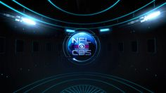 NFL on CBS on Behance