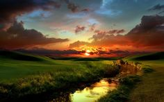 beautiful scenerynwith sun light - Yahoo Image Search Results